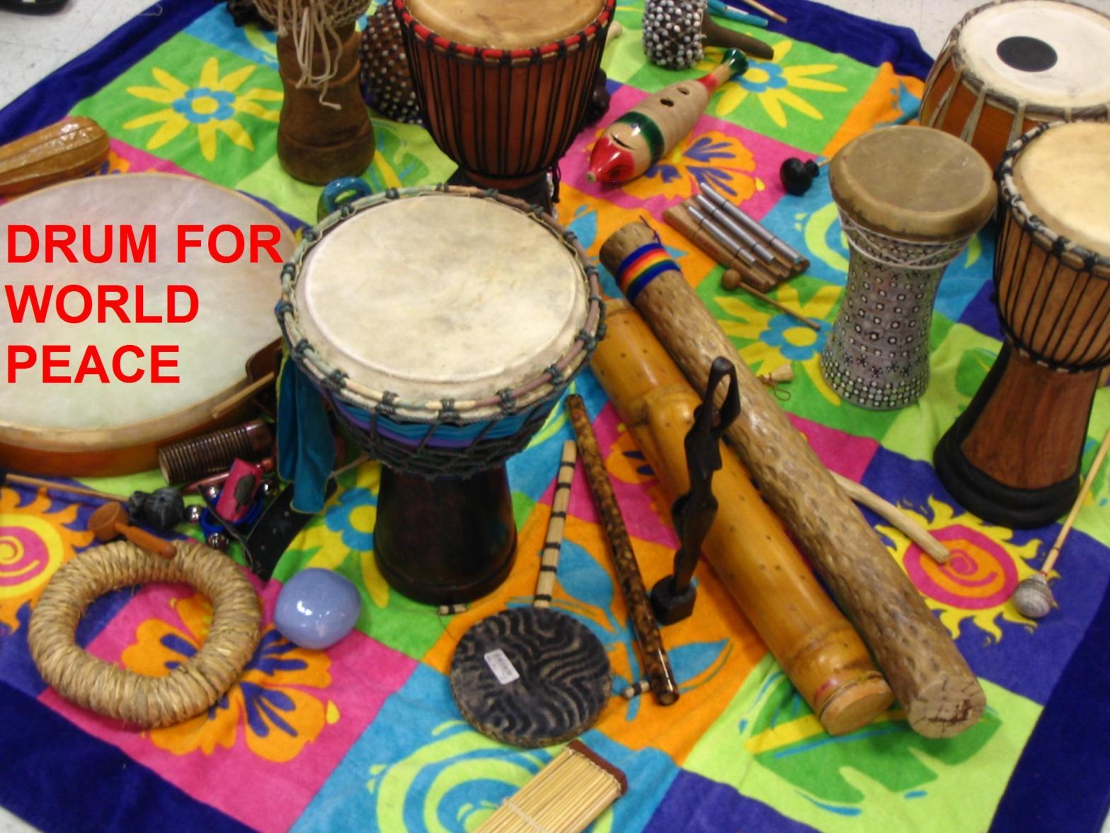 Jackson Shamanic Drum Circle